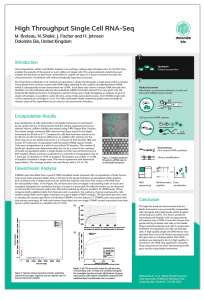 Poster _ Single cell biology conference
